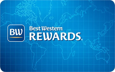 Best Western Rewards Blue Card Level