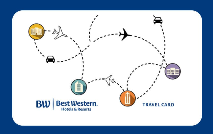 Best Western Travel Card